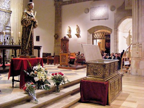 Reliquias de san diego de alcal pregunta santoral - Fontaneros en alcala de henares ...
