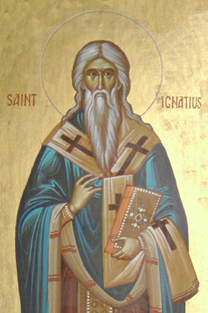 Letters Of St Ignatius Of Antioch