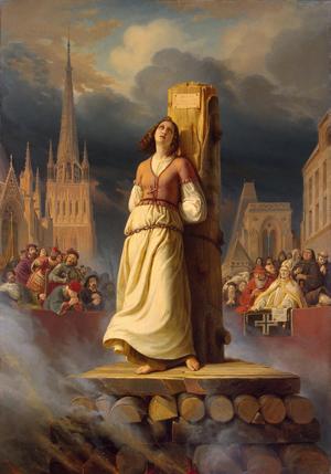 Ejecución de la bruja Hermann-Anton-Stilke
