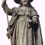 estatua_santiago_peregrino