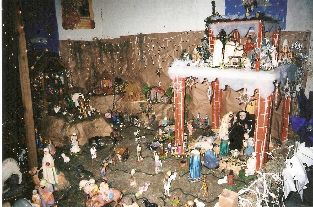 Image gallery nacimiento mexico for Como puedo decorar mi casa
