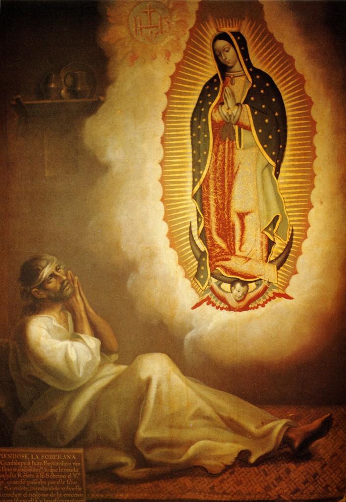 Se  Ora De Guadalupe  Reina De M  Xico Y Emperatriz De Am  Rica  III