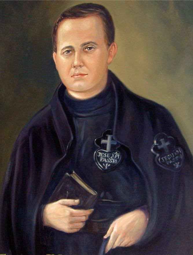 San Inocencio de la Inmaculada, mártir pasionista (1887-1934) Inocencio_inmaculada
