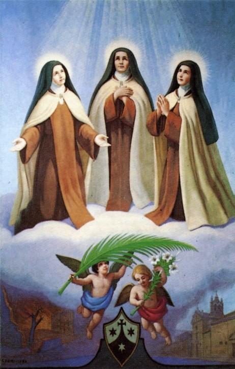 Beatas mártires carmelitas de Guadalajara | Pregunta Santoral