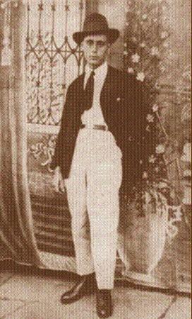 Fotografía del Beato Luis Magaña.