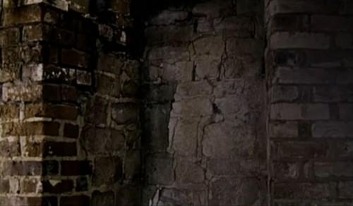 Vista del nicho perteneciente a San Pedro apóstol, bajo la colina vaticana, Roma (Italia).