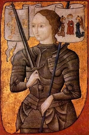 Iluminación de la Santa (1450-1500). Centre Historique d'Archives Nationales, París (Francia).