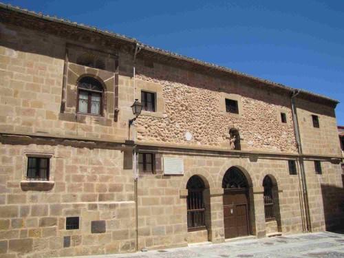 Convento de Nuestra Señora del Carmen de Soria, España.