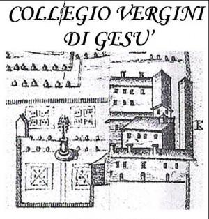 Plano del colegio fundado por las Venerables en 1608.