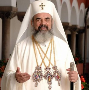 Su Beatitud Daniel Ciobotea, patriarca de Rumania.