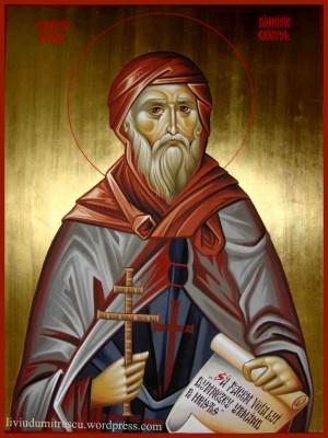 Icono ortodoxo rumano del Santo. Fuente: liviudumitrescu.wordpress.com