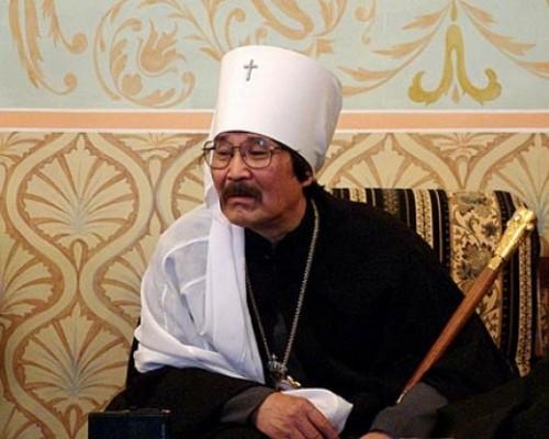 Su Eminencia Daniel Iuda Ikuo Nushiro, arzobispo de Tokio y metropolitano de todo el Japón.
