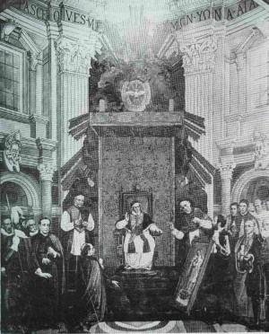 La declaración del patronato de la Virgen de Guadalupe sobre la Nueva España por S.S. Benedicto XIV.