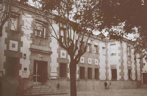 Colegio de la Inmaculada de Leganés, Madrid (España). Sede de una de las dos comunidades perseguidas, donde estuvieron también prisioneras.