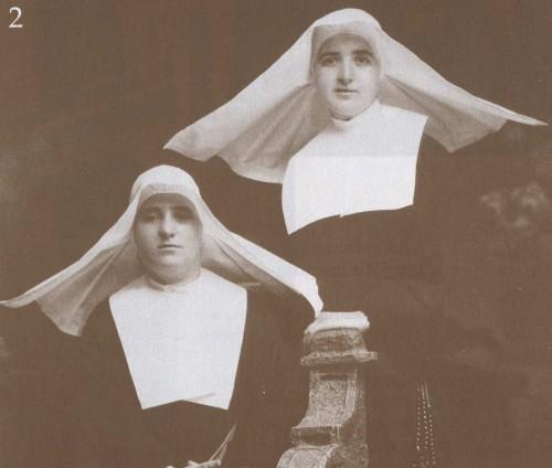 Las Beatas Melchora Adoración Cortés y María Severina Díaz Pardo, amigas en la vida y compañeras en el martirio.