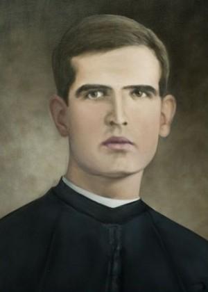 Estampa del Beato Fulgencio Martínez García.