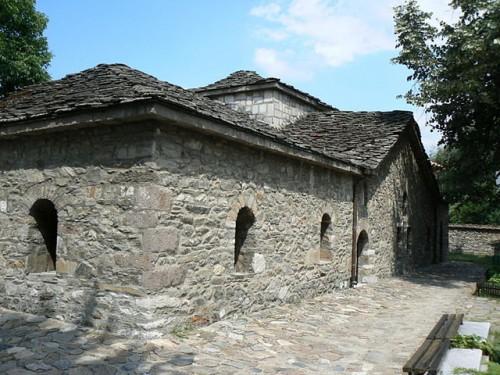 Iglesia actual de Batak.