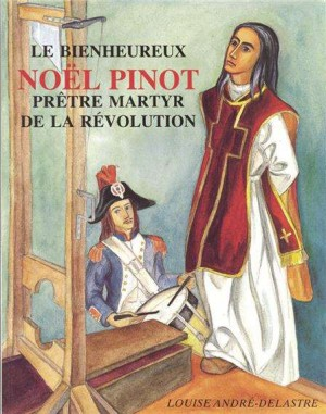 Portada de un libro infantil sobre el Beato editado en Francia.