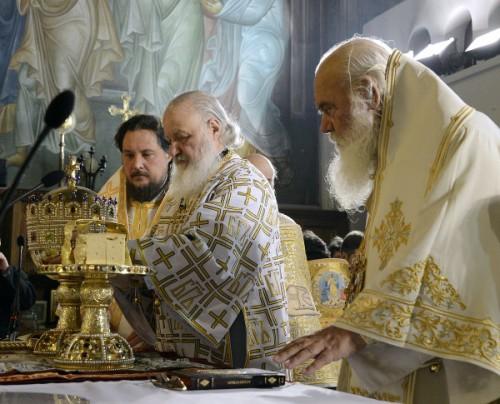 Liturgia Eucarística.