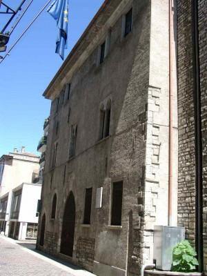 Casa natal del Beato en la ciudad de Como (Italia).