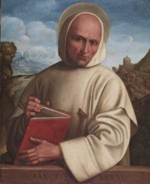 Lienzo del Santo, obra de Girolamo Marchesi (1525). Walters Art Museum, Maryland (EEUU).