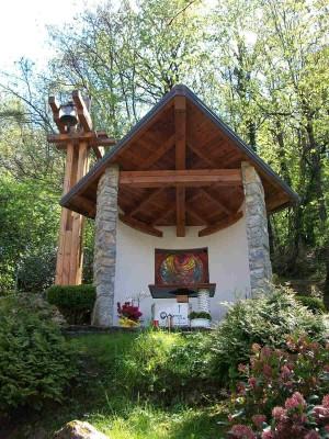 Capilla situada en el lugar donde la Beata fue asesinada.