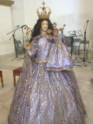 Nuestra Señora de la Natividad de Cunduacán. Fotografía del grupo de Monaguillos de la Parroquia de la Natividad de María.