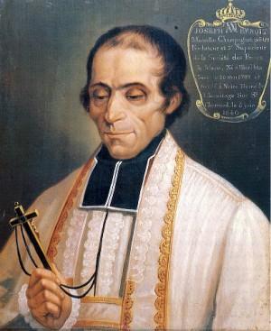 Uno de los primeros lienzos del Santo, tomado a partir de su cadáver.