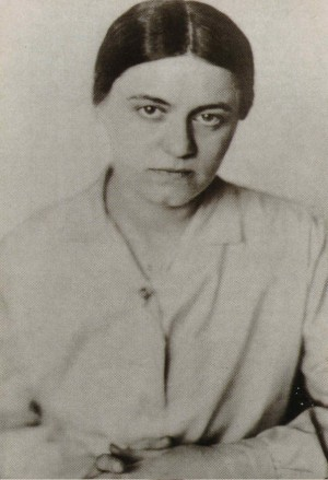 Edith en una fotografía de 1931.