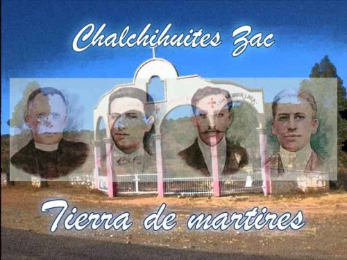 Mártires de Chalchihuites