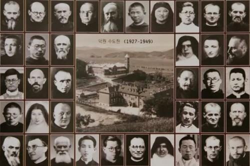 Siervos de Dios mártires de Tokwon.