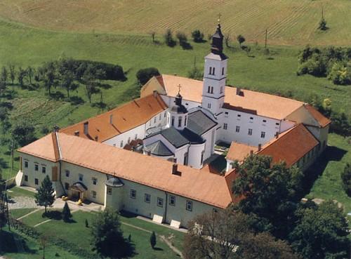 Monasterio de Krusedol, en Serbia.
