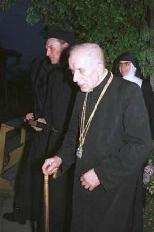 Fotografía del Beato, tomada poco tiempo antes de morir.