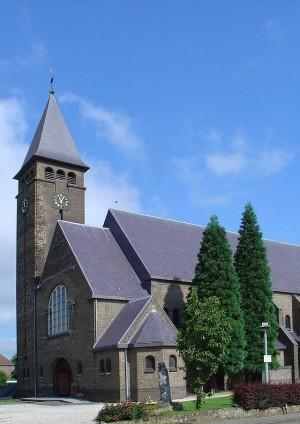 Iglesia dedicada al santo en Puth (Holanda).