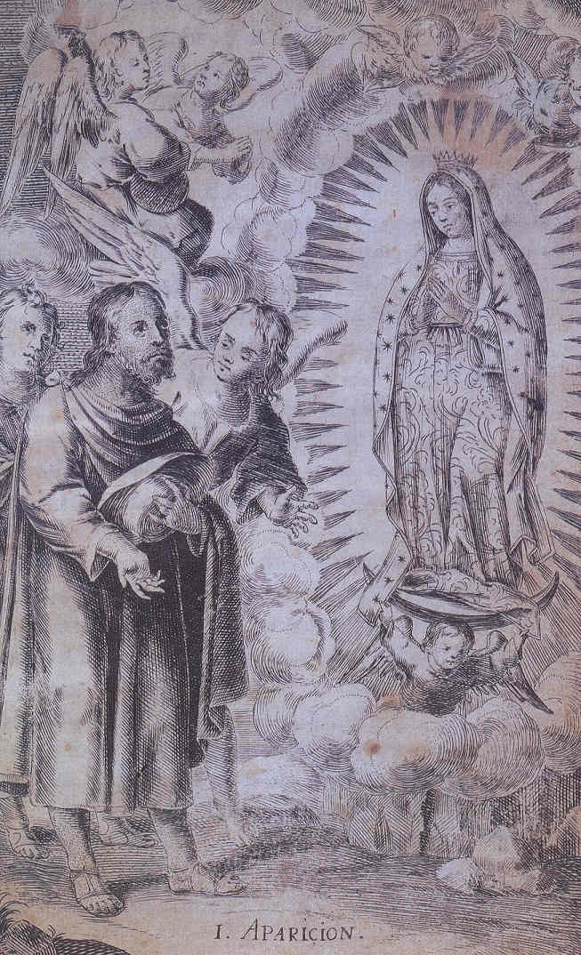 Nuestra Señora de Guadalupe: reina de México y emperatriz de América ...