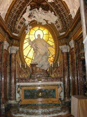 Capilla de San Jerónimo.