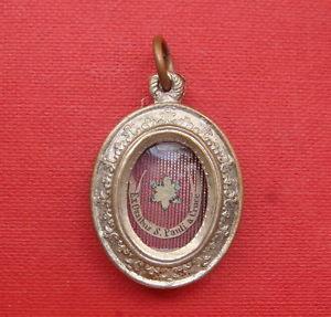 Teca con reliquia de primera clase de San Pablo de la Cruz.