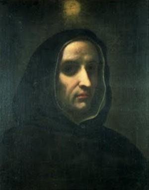 Retrato anónimo del Beato.