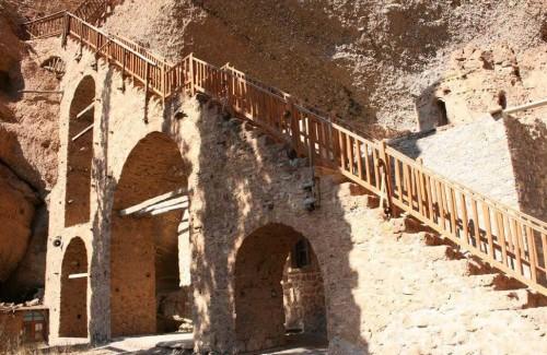 Monasterio de los santos Arcángeles.