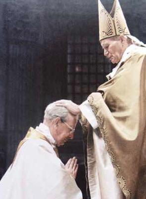 Ordenación episcopal.