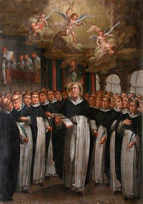 Lienzo de los Beatos mártires.