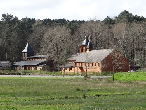 Monasterio de Santa Presencia en Saint-Dolay (Iglesia Celta Ortodoxa).