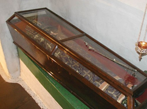 Urna de San Agatón.