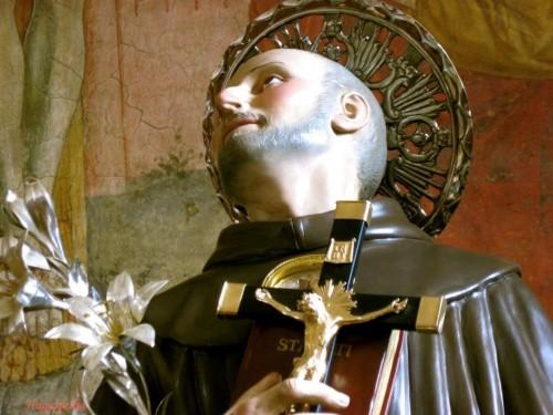 Detalle de una imagen del Beato.