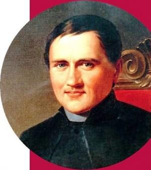 Lienzo-retrato del Beato.