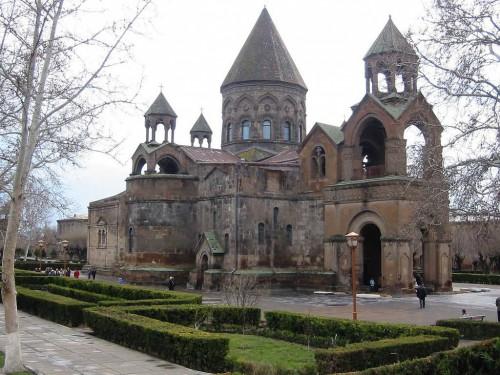 Santa Sede de Etchmiadzin (Armenia).