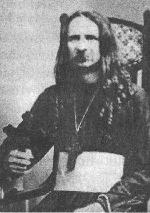 Fotografía de Nil Dorobanțu en 1977, cuando tenía 56 años de edad.