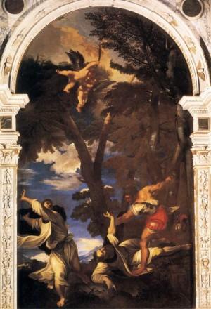 Martirio del Santo, obra de Tiziano Vecellio.
