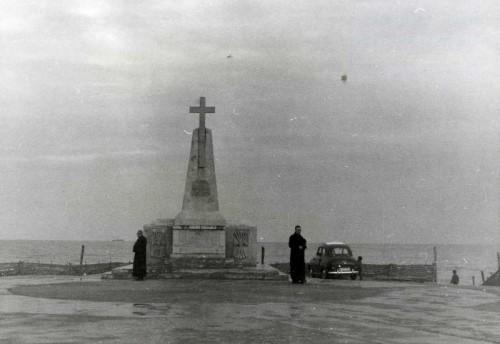 Monumento dedicado a los Beatos en El Saler, Valencia.