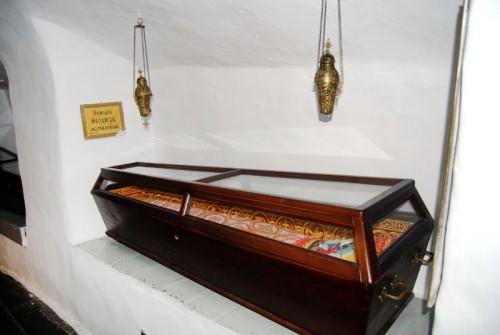 Urna de San Teodoro el Silencioso.
